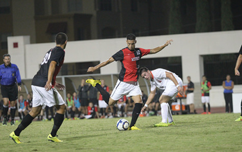 Aztecs shut out Tigers