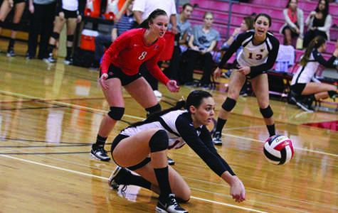 Aztec volleyball set for annual Invitational