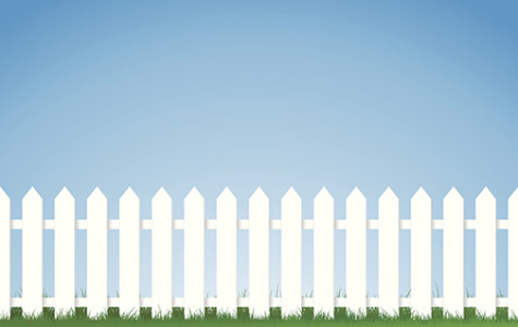 Picket fence won't fund college education