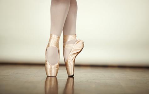 SDSU standard of dance not on pointe