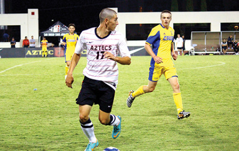 Aztecs geared to edge Gauchos