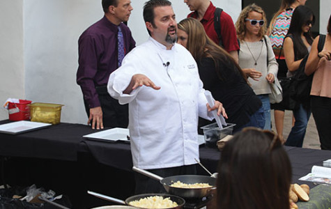 Learn culinary skills and taste new foods