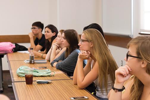 Womyn's association educates students