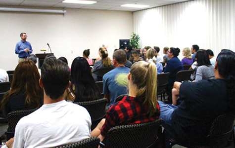 Author shares life-inspired stories at SDSU