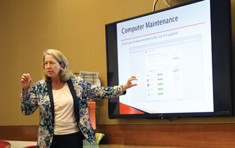 SDSU hosts talk on Internet scams