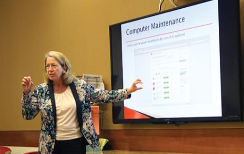 SDSU hosts talk on Internet scams