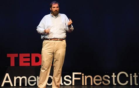 SDSU student speaks at TEDx event