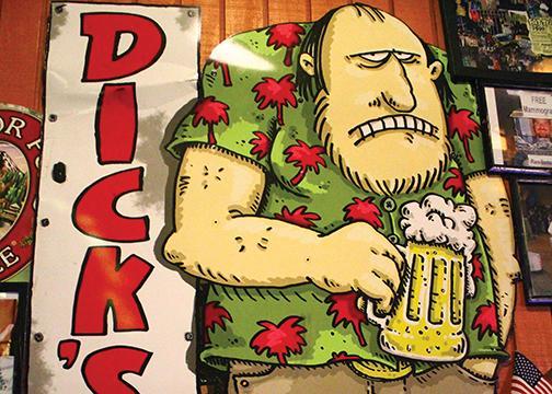 Tasty Tuesday: Dicks Last Resort serves sarcasm with meals