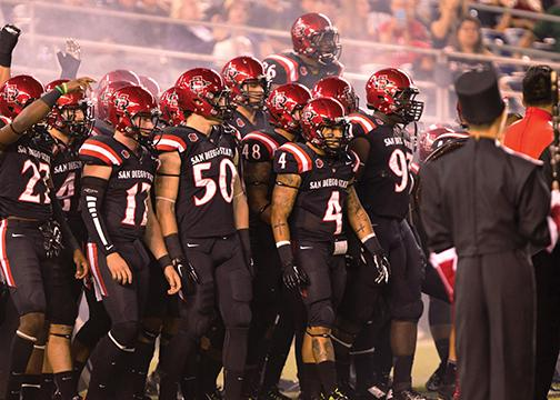 Scheduling USD not helping SDSU football title hopes