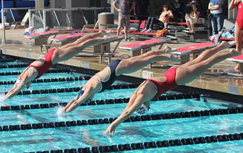 Swimmers steamroll competition in Nashville