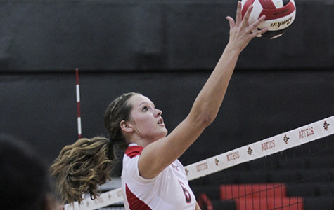 Volleyball vying for first road victory against Nevada