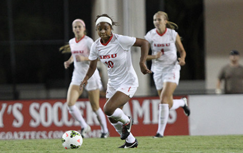 Win streak stops at eight, SDSU falls to Boise State