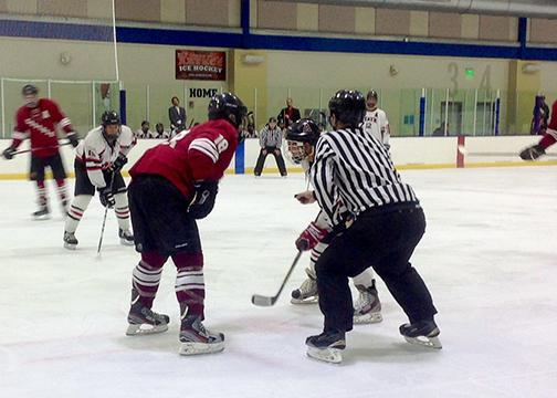 Aztec hockey ices Panthers 12-2