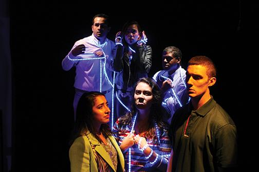 Water by the Spoonful feeds audiences another dark drama from the Experimental Theatre