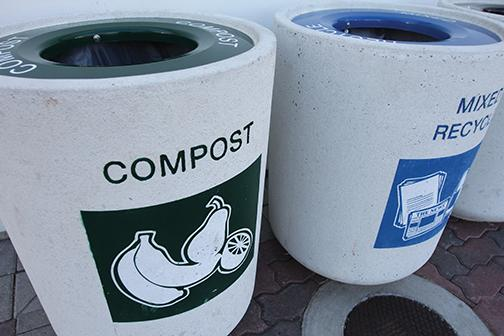 SDSU revamps campus recycling scheme