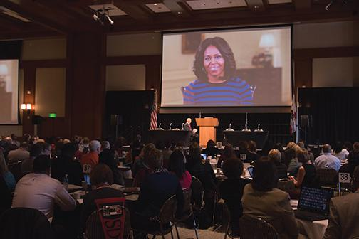 SDSU, First Lady bolster counseling