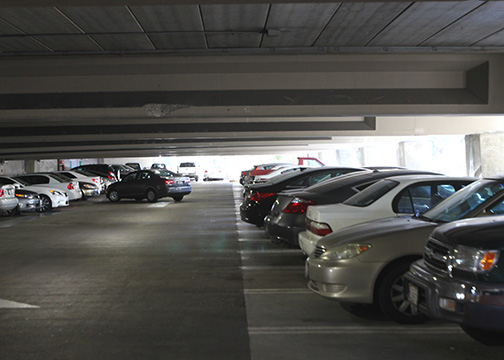 Parking and Transportation Services will begin using license plates to verify parking permits.