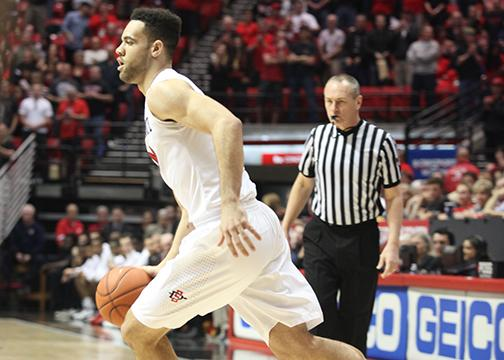 Aztecs offense struggles in Washington loss