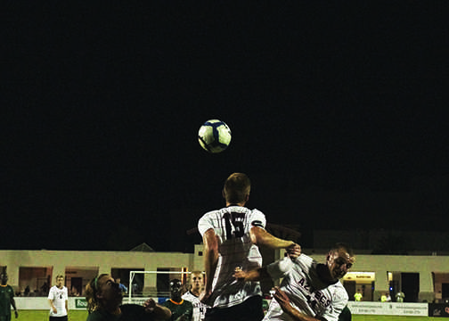Men's soccer sent into offseason with loss