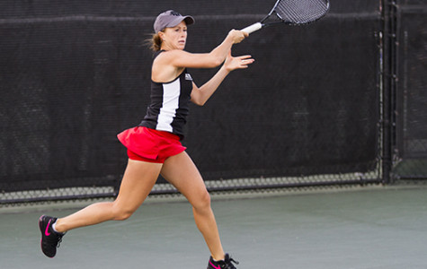 Women's tennis closes out preseason at Fall Classic II