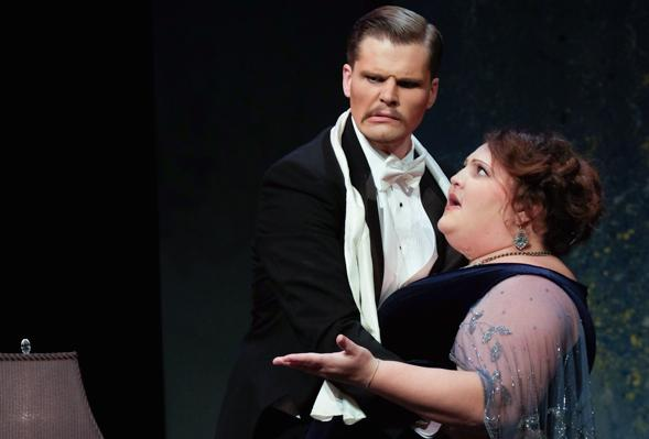Campus opera offers dapper rendition of 'Ameilia Goes to the Ball'