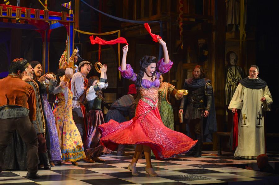 La Jolla Playhouse performs rendition of Disney classic