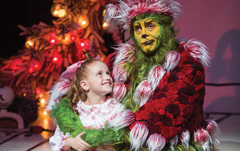See the 'Grinch' at The Globe