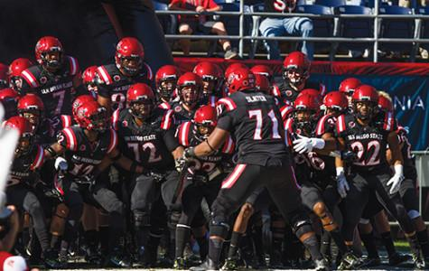 Aztec football: a year in review