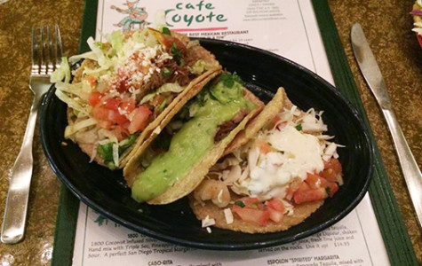 Tasty Tuesday: Embrace spicy simplicity at Café Coyote