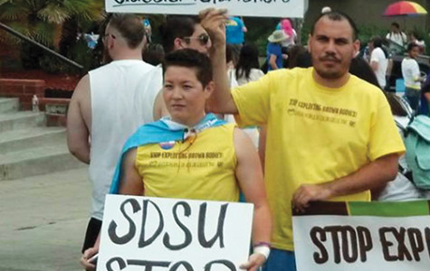 Trans student gets legal help against SDSU