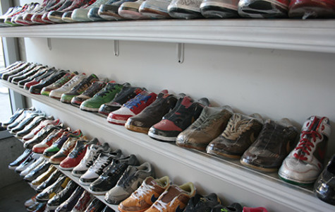 Shoe complex to business success
