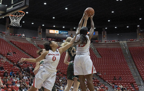 Women's hoops gets bucked by the Rams