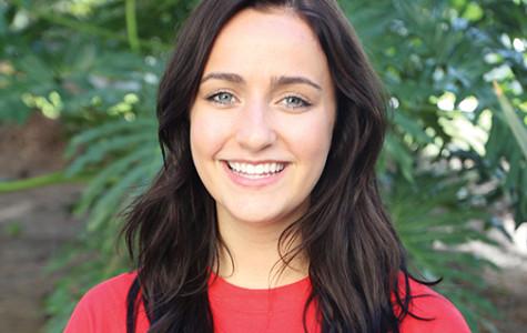 A.S. presidential candidate: Blaire Ann Ward