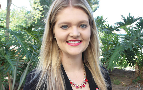 A.S. presidential candidate: Chelsea Baer