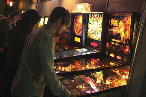 Coin-Op brings change to typical bar scene