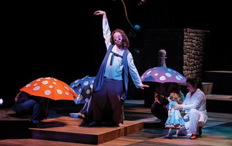 Wonderland waltzes into campus theater