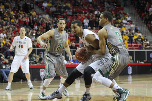 Aqeel Quinn reflects on NCAA tournament appearances with SDSU men's basketball