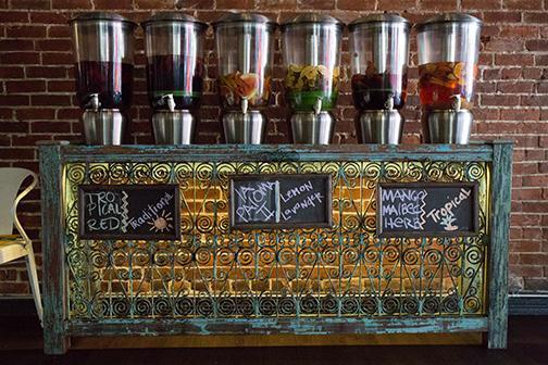 Cafe wins with menu specials