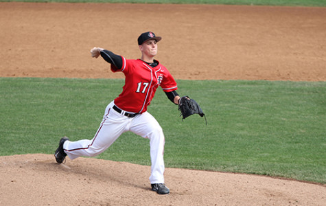 Aztecs sweep Spartans in weekend series