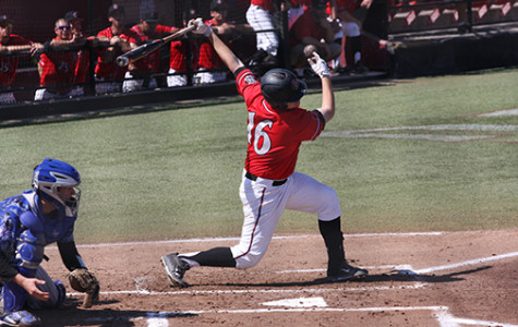SDSU baseball loses critical series to rival UNLV