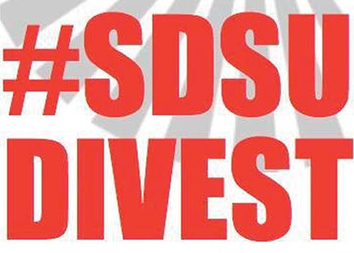 Statement in support of Divestment