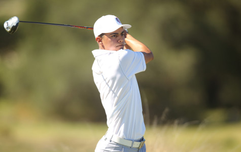 Men's golf strikes for fifth at Thunderbird Invite