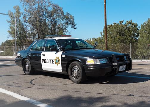 Crime report: Vandalism in the communications building, hydroflask theft, public drunkenness