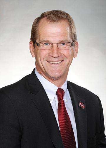 SDSU's Jim Sterk honored with Athletic Director of the Year award