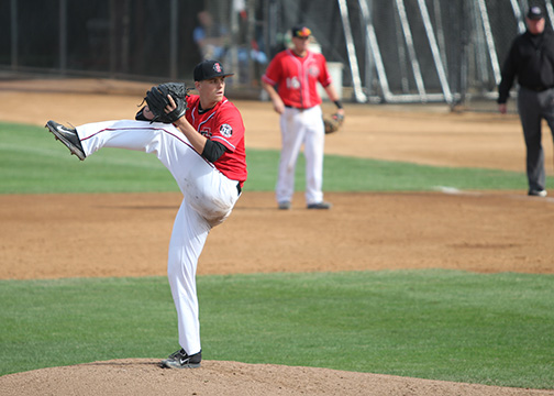 Aztecs take lead in MW with series win in San Jose