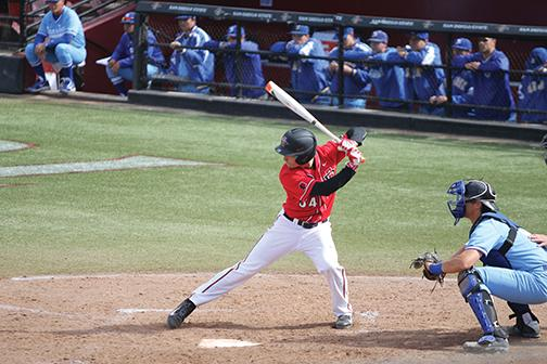 Aztecs gear up to sweep Spartans