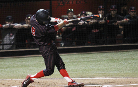 Hitting helps Aztecs take road series against Fresno State