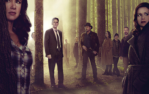 Shyamalan returns with Fox drama Wayward Pines