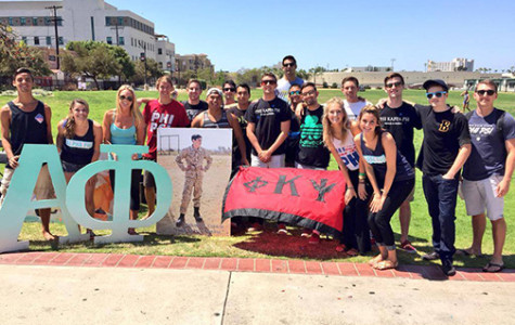 Phi Kappa Psi and Alpha Phi team up to grant child's wish