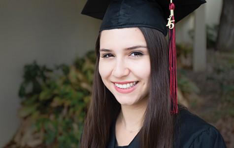 Senior farewell: Camille Lozano
